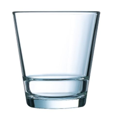 ARCOROC GLASS STACK UP OFASH 260ML 24/CTN