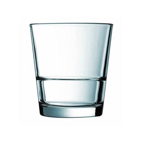 ARCOROC GLASS STACK UP OFASH 320ML 24/CTN