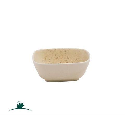 Rectangular Bowl 115x95mm CAMEO Sand