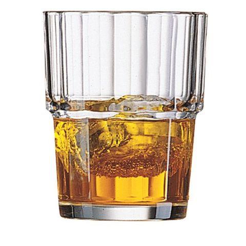 ARCOROC Old Fashioned Norvege Glass 200ml (6/carton)