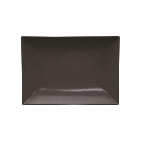 Rectangle Plate 210mm RENE OZORIO AURA Matt Black (494921)