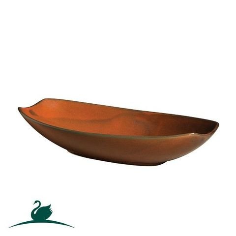 Boat Bowl 355x175mm CAMEO Brown