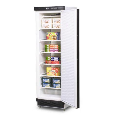 BROMIC Solid Door 300L Upright Storage Freezer
