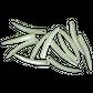 SHELL BEAD - TROCHUS SPIKE - 45MM (DOZ)