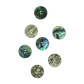 Shell Button - NZ Abalone Paua Shell
