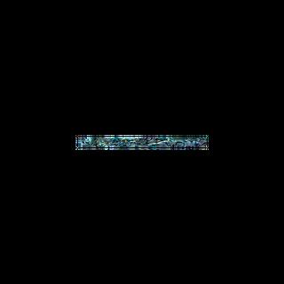 SHELL VENEER TILE - PAUA ALL NATURAL - 200*15