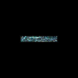 SHELL VENEER TILE - PAUA ALL NATURAL - 200*25