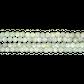 SHELL BEAD - TROCHUS ROUND - SMALL 4MM (108PCS)