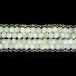 SHELL BEAD - TROCHUS ROUND - LARGE 8MM (52PCS)