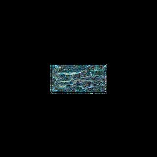SHELL VENEER TILE - PAUA ALL NATURAL - 150*75