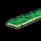 SHELL VENEER TILE - PAUA EMERALD GREEN - RANDOM BRICK (12PC)