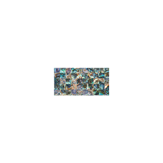 SOLID SHELL TILE - NZ ABALONE PAUA NATURAL - SQUARE - 15*15/150*75MM