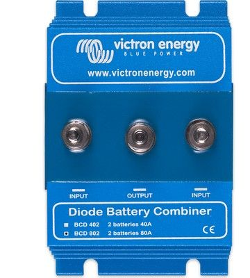 Victron Diode Battery Combiner 2-Battery