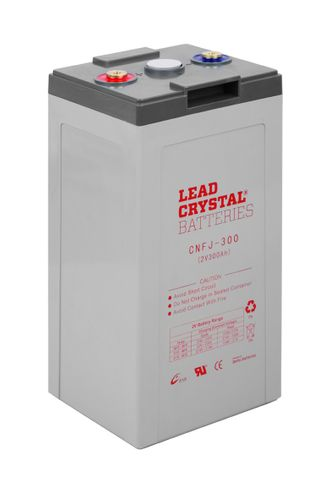 Lead Crystal CNFJ - Deep Cycle Battery, 2V