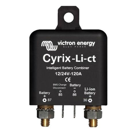 Victron Cyrix Battery Combiners