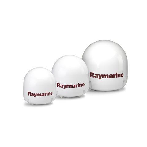Raymarine Satellite TV Antenna Systems