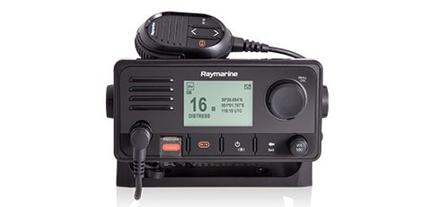 Ray 73 Dual Station with GPS, AIS Receive & Loudhailer