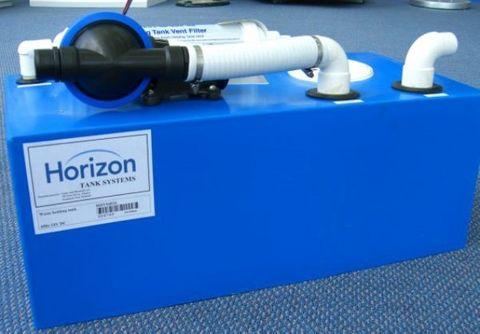 Horizon Holding Tank System Incl Level Indicator