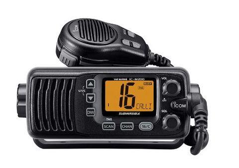 Icom M200 Fixed Mount VHF Radio