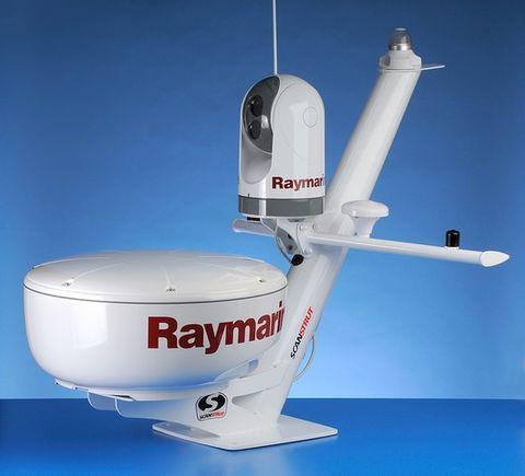 Scanstrut Tapered Radar Mast