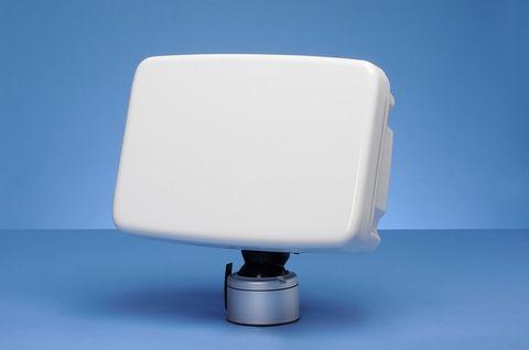 Scanstrut Compact Deck Pod - Slim Back - White