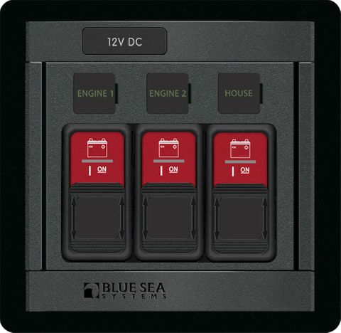 Blue Sea 360 Panel Remote Control Switches