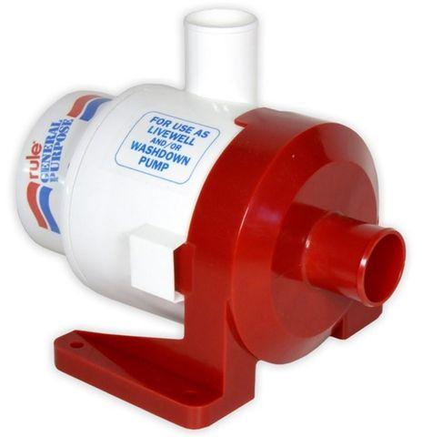 Rule Livewell General Purpose Pump - 3700 GPH