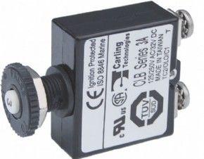 Blue Sea Circuit Breaker Push Button Screw Terminal
