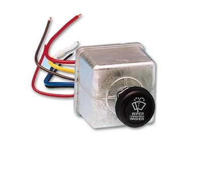 Exalto Rotary Electronic Wiper Control