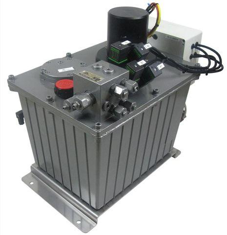 Lecomble & Schmitt Hydraulic Power Pack