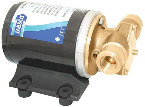 Jabsco Mini Puppy Continuous-Rated Bilge Pump