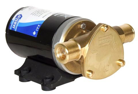 Jabsco Continuous-Rated Puppy Pumps