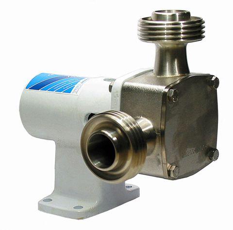 Jabsco P80 Pureflo Hygienic Pedestal Pump
