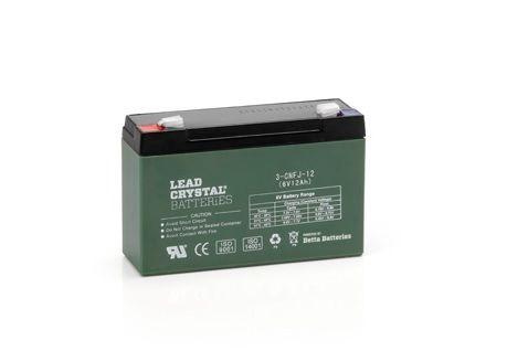 Lead Crystal CNFJ - Deep Cycle Battery, 6V