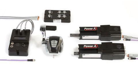Ultraflex Power A MKII Electronic Control kits