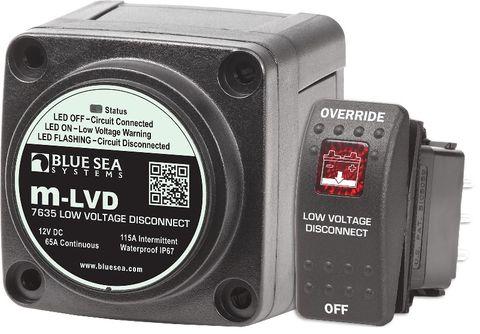 Blue Sea Mini Low Voltage Disconnect