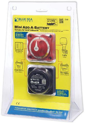 Blue Sea Add-A-Battery Pack