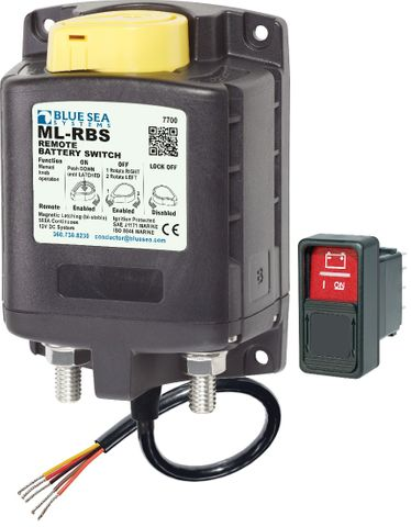 Blue Sea ML Series Remote Battery Switch