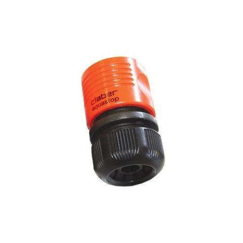 Claber Aquastop Hose Connector