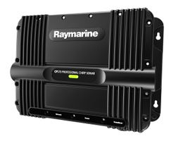Raymarine's new CP570 CHIRP Sonar: a professional module for serious fishers