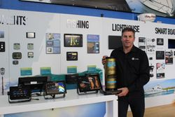 Showing sea floor 'like it is' wins AXIOM prestigious boat show Innovation Award