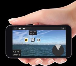 Raymarine's new Augmented Reality a breakthrough bonus for fishers