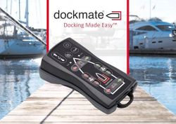 New generation Dockmate even easier to use, connects directly to Twin Disc controls