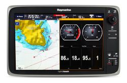 Latest LightHouse II software upgrade adds more benefits for Raymarine MFDs