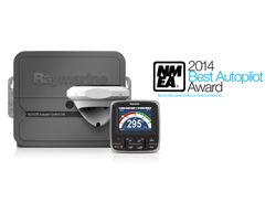 Flir & Raymarine win three at prestigious NMEA awards