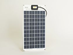 L&B's new 'mount anywhere' solar panels lighter, more compact & more powerful