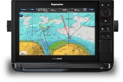 Raymarine's Advanced Sailing Tools: sail smarter & sail to win