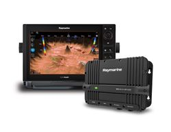 Raymarine's new RVX1000 a versatile High Performance 3D CHIRP Sonar module