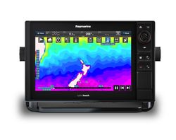 "Raymarine's new software update delivers ""best yet"" sea surface temp overlay"