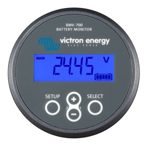 Victron BMV Battery Monitor Range